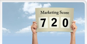 WHAT'S YOUR MARKETING SCORE?