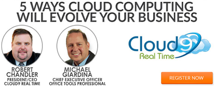 cloud computing will evolve your business