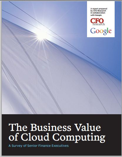 The Business value of Cloud Computing Survey
