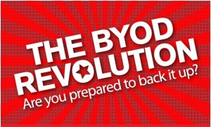 The BYOD Cloud Revolution Infographic