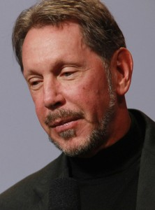 Larry Ellison on Cloud Computing