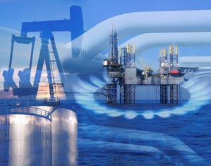 oil gas cloud computing - there's oil in that there cloud