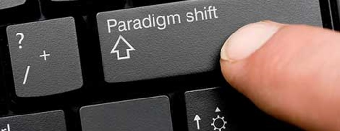the cloud computing paradigm shift