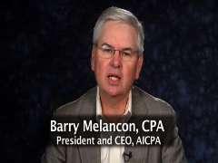 Barry Melancon AICPA President
